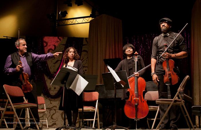 美国旧金山爵士四重奏音乐会