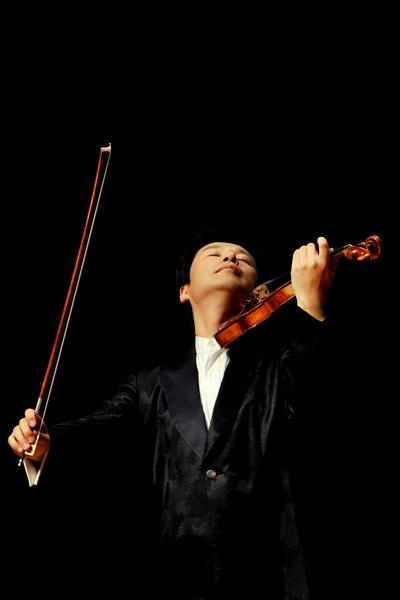 张乐小提琴独奏音乐会