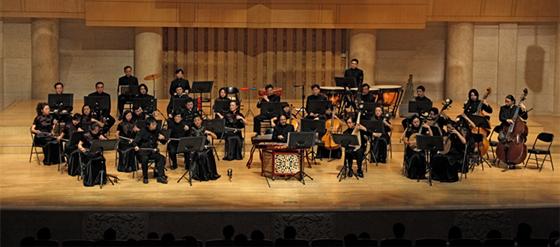 中国广播民族乐团室内乐音乐会