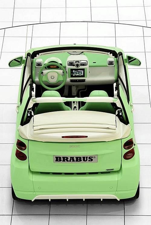 奔驰smart敞篷版 奔驰smart能上高速吗 奔驰smart价位 奔高清图片