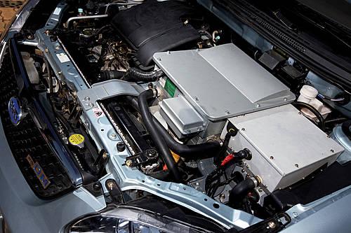 惠州比亚迪电动车电池生产基地落成高清图片
