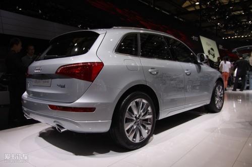 奥迪Q5混合动力版车型明年进口引入 2015年正式国产高清图片