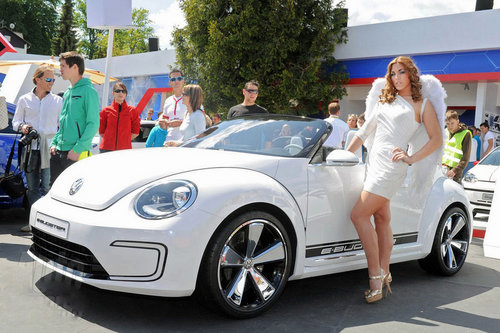 2012大众GTI车迷会 多款新车到场助阵