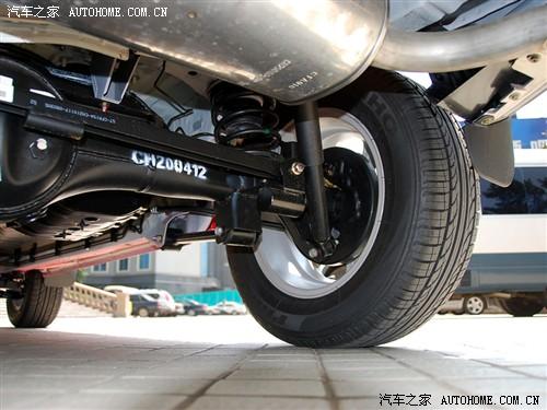 猎豹cs7自然也不例外,该车采用了三菱技术的车身结构