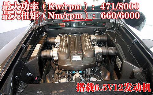 剪刀门 v12引擎 美女介绍兰博基尼murcielago 高清图片