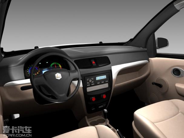 雷丁D70电动车正式上市 售价3.99万元起高清图片