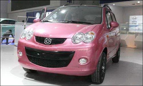 海马微型轿车 福仕达1 -今日惠州汽车频道高清图片