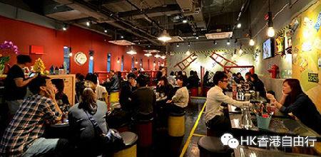 香港最新消防主题韩国餐厅美食攻略