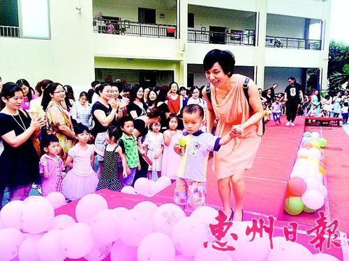 我市幼儿园开展丰富多彩的母亲节主题活动