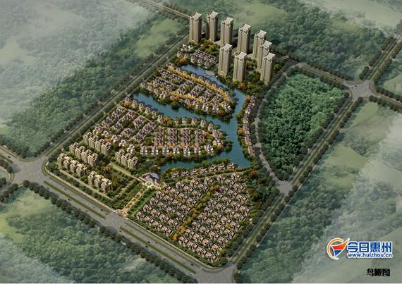 项目地址:广东省惠阳区秋长镇将军路(4a风景区