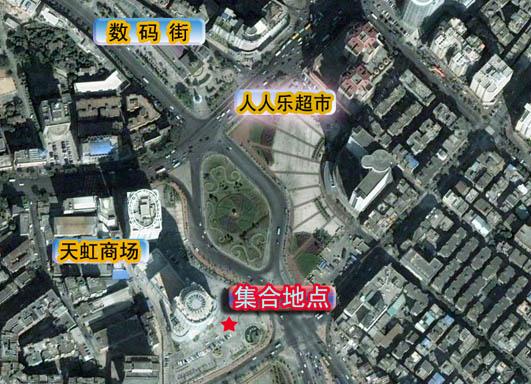 地图 惠州/惠州乘车地图:...