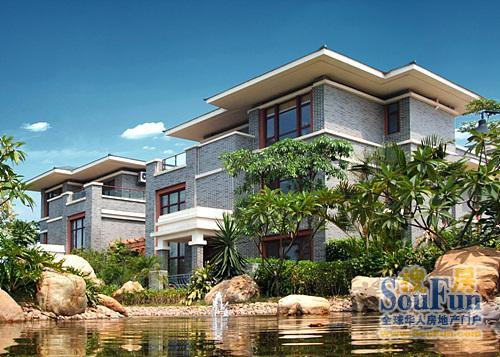 惠州奥林匹克花园联排别墅 均7200元 平