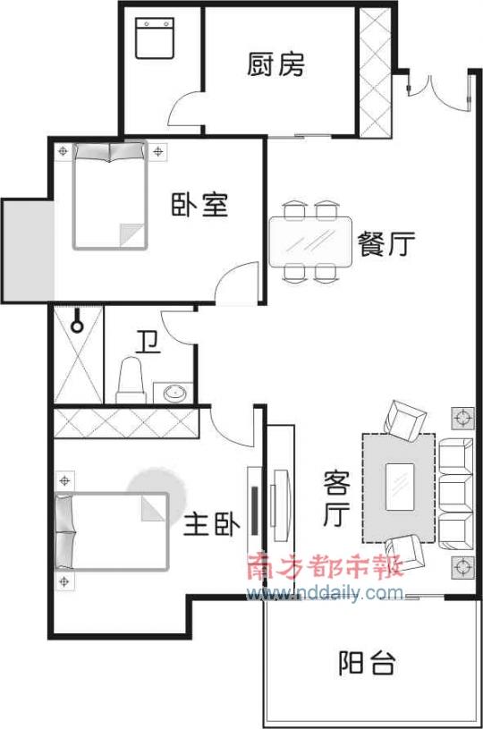 如何設計40平方的房子兩層設計圖展示