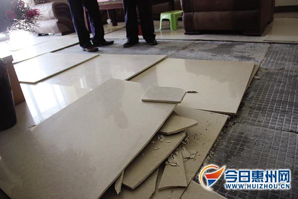 房子装修时,找的是私人装修施工队;购买地板瓷砖时,选择的是普