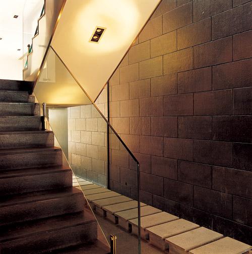 用板岩装潢地板&墙面 时尚潮流人士的最爱