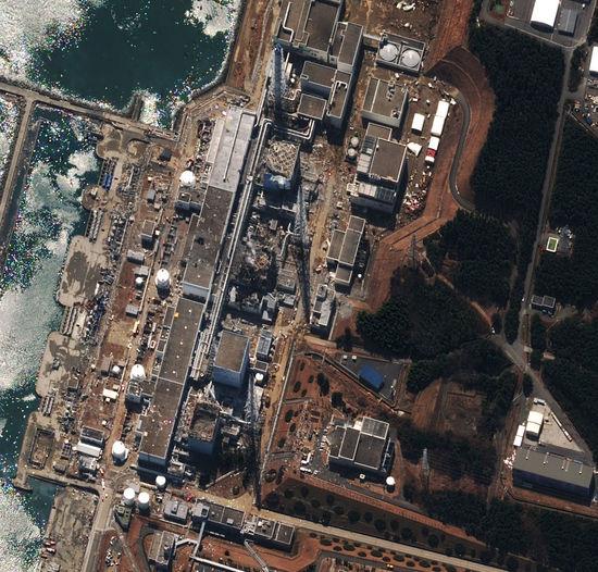 专家称30年后福岛核电站污水扩散整个太平洋