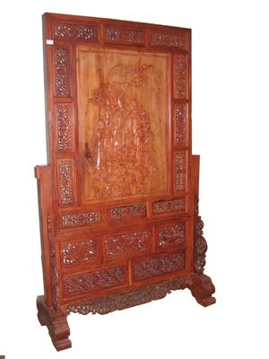 红木家具使用收藏两相宜