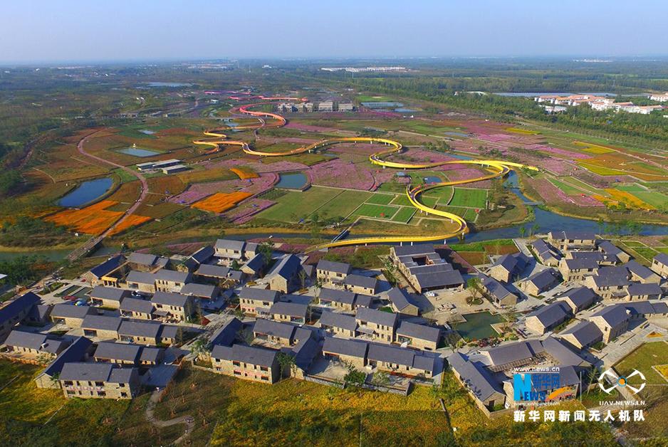 三台山国家森林公园,坐落于江苏省宿迁市湖滨新区,属层峦叠翠的丘陵