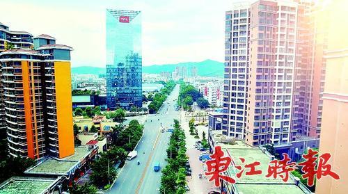 惠环街道经济总量2018_夜晚街道图片