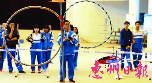 一群高中生省下零花钱玩配件网淘航模自己组高中贺州市贺街镇图片