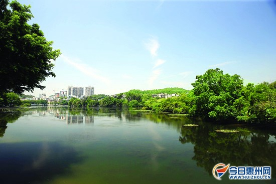 惠州西湖风景名胜区保护条例草案首次接受审议