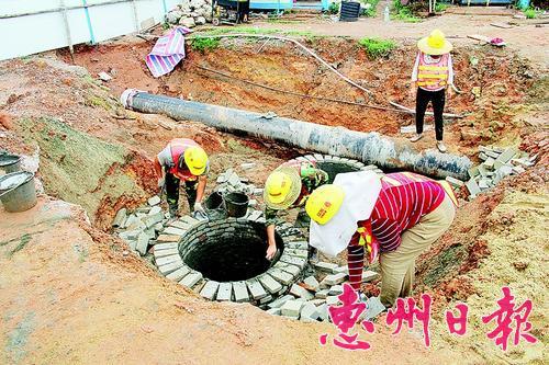 惠阳82宗重点项目超八成动工 总投资754亿元图片