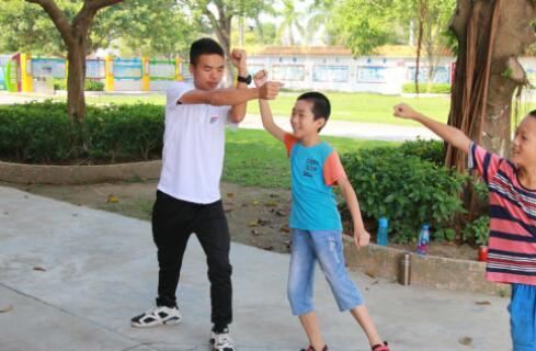 中山大学新华学院小学前往平潭惠阳阳光师生开五小学年级语文知识点图片