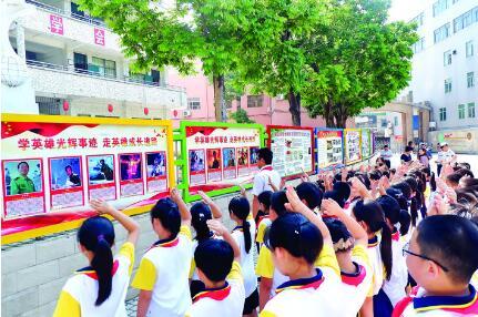 惠阳开展青少年国防教育活动 深耕厚植爱国情怀