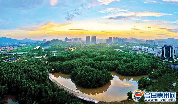 万达800亿文旅项目点燃惠州服务业发展新引擎
