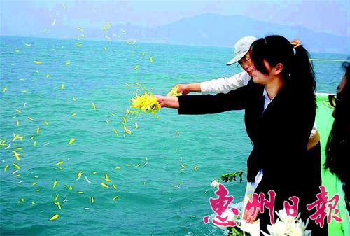 惠州推进殡葬事业向绿色、惠民、文明、阳光发展