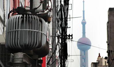 上海华东电表三相四线的接线图