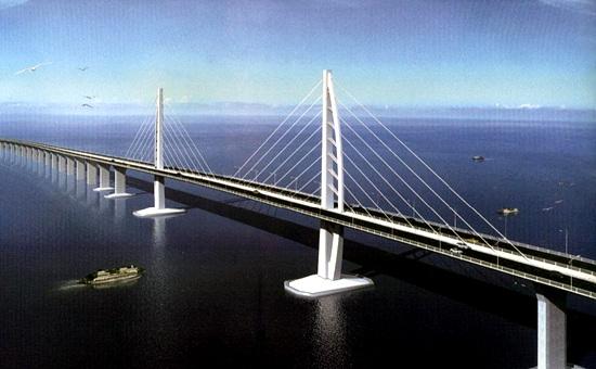 珠港澳大桥何时开工
