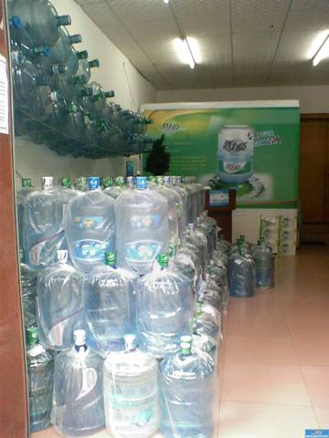 桶装水经销店还卖液化气