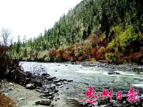 描写西藏风景的诗