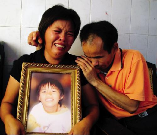 河源一12岁女孩毙命鸟枪 太阳穴被打出洞