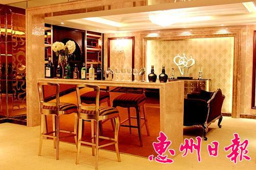 简欧风格酒吧间浪漫实用.图片