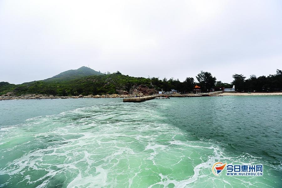 惠州海洋行 大辣甲岛